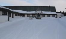 Hotelli talvella